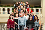 Christmas Party : Staff of Pierse & Fitzgibbon Solicitors, Listowel enjoying their Christams party at The Listowel Arms Hotel on Friday night last.