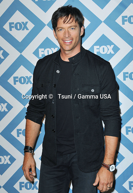 Harry Connick Jr  at the tca FOX winter 2014 at the Langham Huntington Hotel in Pasadena.