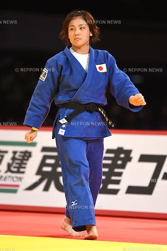 Haruka Tachimoto (JPN), <br /> DECEMBER 6, 2014 - Judo : <br /> IJF Grand Slam Tokyo 2014 International Judo Tournament <br /> Women's -70kg Final <br /> at Tokyo Metropolitan Gymnasium, Tokyo, Japan. <br /> (Photo by AFLO SPORT) [1220]