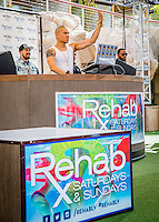 LAS VEGAS, NV - April 26 :  Jaime Luis Gómez AKA TABOO performs at DJ set at Rehab Pool Party at Hard Rock Hotel & Casino in Las Vegas, NV on April 26, 2014. © Kabik/ Starlitepics ***HOUSE COVERAGE*** /NortePhoto