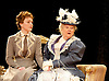 An Ideal Husband by Oscar Wilde<br /> at Festival Theatre Chichester, Great Britain <br /> 25th November 2014 <br /> <br /> directed by Rachel Kavanaugh <br /> <br /> Laura Rogers as Lady Chiltern <br /> Patricia Routledge as Lady Markby<br /> <br /> Photograph by Elliott Franks <br /> Image licensed to Elliott Franks Photography Services