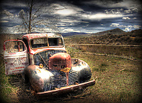Park City Dodge Truck - Utah.