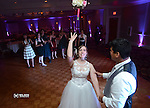 Ellen Cook and Julio Herrera wedding in Green Bay, Wis., on June 28, 2014.