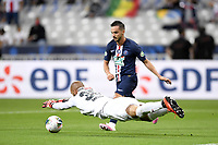 24th July 2020, Stade de France, Paris, France; French football Cup Final, Paris Saint Germain versus  St Ertienne;  30 Jessy MOULIN (asse) saves from PLONGEON