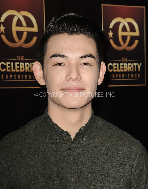 WWW.ACEPIXS.COM<br /> <br /> January 7 2015, LA<br /> <br /> Ryan Potter attending 'The Celebrity Experience Panel' event at the Hilton Universal Hotel on January 7, 2015 in Los Angeles, California. <br /> <br /> <br /> By Line: Peter West/ACE Pictures<br /> <br /> <br /> ACE Pictures, Inc.<br /> tel: 646 769 0430<br /> Email: info@acepixs.com<br /> www.acepixs.com
