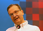 Winter Youth Olympic Games Press conference ..Mark Adams, IOC Communication director on 13/01/2012 in Innsbruck, Austria. ..© PierreTeyssot.com