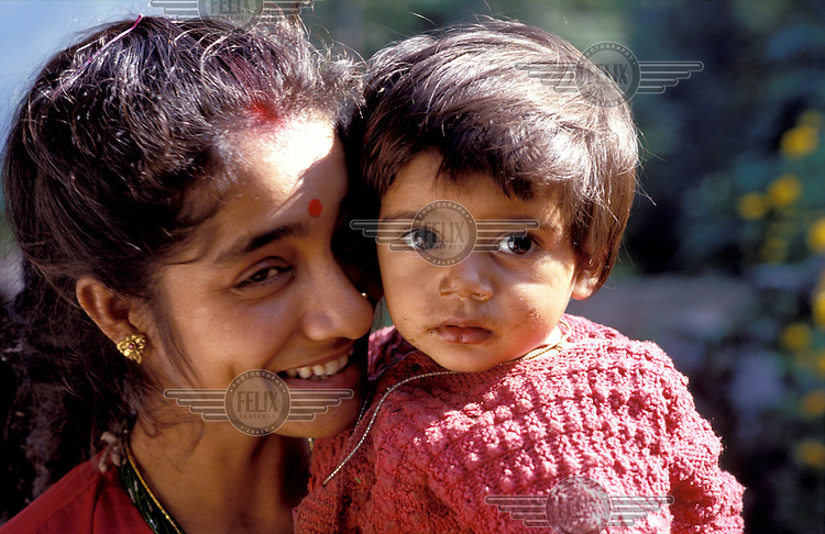 Esean Sprague Panos Pictures West Bengal India Mother And