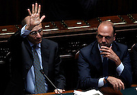 20131002 ROMA-POLITICA: LETTA AFFRONTA IL VOTO DI FIDUCIA ALLA CAMERA