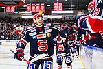 S&ouml;dert&auml;lje 2014-09-22 Ishockey Hockeyallsvenskan S&ouml;dert&auml;lje SK - IF Bj&ouml;rkl&ouml;ven :  <br /> S&ouml;dert&auml;ljes Jacob Dahlstr&ouml;m har kvitterat till 1-1 och jublar med lagkamrater<br /> (Foto: Kenta J&ouml;nsson) Nyckelord: Axa Sports Center Hockey Ishockey S&ouml;dert&auml;lje SK SSK Bj&ouml;rkl&ouml;ven L&ouml;ven IFB jubel gl&auml;dje lycka glad happy