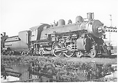 3/4 engineer's-side view of Southern Pacific Atlantic #3003.<br /> Southern Pacific