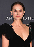 "WESTWOOD, CA - FEBURARY 13:  Natalie Portman at the Los Angeles premiere of ""Annihilation"" at the Regency Village Theatre on February 13, 2018 in Westwood, California. (Photo by Scott Kirkland/PictureGroup)"