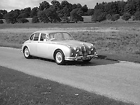 Jaguar MkII Saloon Cars - 1966