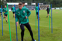 NORG - Voetbal, Trainingskamp FC Groningen, voorbereiding seizoen 2018-2019, 10-07-2018,  FC Groningen doelman Segio Padt