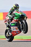 Aragon 24-09-2017 Moto Gp Spain photo Luca Gambuti/Image Sport/Insidefoto <br /> nella foto: Aleix Espargaro
