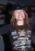 Dec 31, 1987: GUNS N' ROSES - The Central Hollywood CA USA