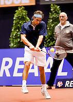 9-12-09, Rotterdam, Tennis, REAAL Tennis Masters 2009,  Peter Lucassen