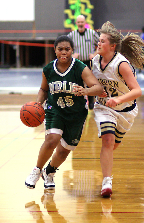 Mount Rainier Lutheran High School Girls Basketball