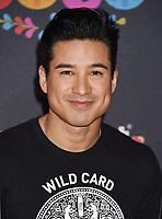 LOS ANGELES, CA - NOVEMBER 08: TV personality Mario Lopez arrives at the premiere of Disney Pixar's 'Coco' at El Capitan Theatre on November 8, 2017 in Los Angeles, California.<br /> CAP/ROT/TM<br /> &copy;TM/ROT/Capital Pictures