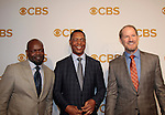 NFL Football - Emmitt Smith - Marcus Allen - Bill Cowher - CBS PrimeTime 2015-2016 Upfronts Lincoln Center, New York City, New York on May 13, 2015 (Photos by Sue Coflin/Max Photos)
