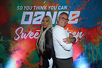 "LOS ANGELES - JUNE 3: Laurieann Gibson and Jeff Thacker attend FOX's ""So You Think You Can Dance"" Sweet Sixteen Live Tweet Premiere Party at The Sayers Club  on June 3, 2019 in Los Angeles, California. (Photo by JC Olivera/FOX/PictureGroup)"