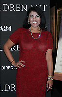 NEW YORK, NY - SEPTEMBER 11:  Hanny Patel  at the Premiere of The Children Act   at the Walter Reade Theater in New York City on September 11, 2018. <br /> CAP/MPI/RW<br /> &copy;RW/MPI/Capital Pictures