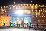 OLIMPIJSKI KOMITET, BEOGRAD, 26. Nov. 2010. -  Centralna proslava 100 godina olimpizma u Srbiji, koja se odrzala 26. novembra u Skupstini grada Beograda. Foto: Nenad Negovanovic