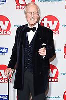 Nicholas Parsons<br /> at the TV Choice Awards 2018, Dorchester Hotel, London<br /> <br /> ©Ash Knotek  D3428  10/09/2018