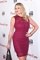 Nancy Sorrell at the London Film Festival 2017 screening of &quot;Funny Cow&quot; at the Vue West End, Leicester Square, London, UK. <br /> 09 October  2017<br /> Picture: Steve Vas/Featureflash/SilverHub 0208 004 5359 sales@silverhubmedia.com