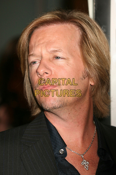 "DAVID SPADE.""I Think I Love My Wife"" Los Angeles Premiere at ArcLight Cinemas, Hollywood, California, USA..March 7th, 2007.headshot portrait mustache facial hair .CAP/ADM/BP.©Byron Purvis/AdMedia/Capital Pictures"