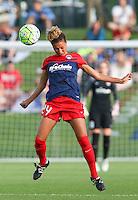 Boyds, MD - Saturday July 02, 2016: Estelle Johnson during a regular season National Women's Soccer League (NWSL) match between the Washington Spirit and FC Kansas City at Maureen Hendricks Field, Maryland SoccerPlex.