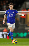 Caglar Soyuncu of Leicester City during the Premier League match at Molineux, Wolverhampton. Picture date: 14th February 2020. Picture credit should read: Darren Staples/Sportimage