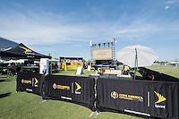 Photo before the match Ecuador vs Peru, Corresponding Group -B- America Cup Centenary 2016, at Univesity of Phoenix Stadium,<br /> <br /> Foto previo al partido Ecuador vs Peru, Correspondiante al Grupo -B-  de la Copa America Centenario USA 2016 en el Estadio de la Universidad de Phenix, en la foto: Sponsors Sprint<br /> <br /> <br /> 0806/2016/MEXSPORT/Osvaldo Aguilar.