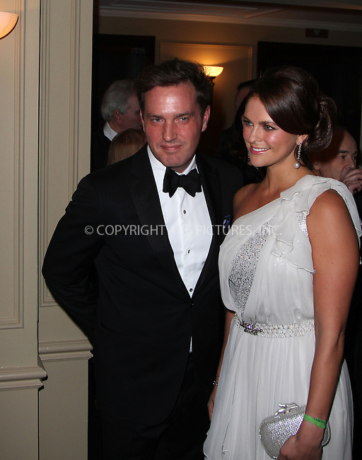 WWW.ACEPIXS.COM....November 7 2012, New York City....Christopher O'Neil and Princess Madeleine of Sweden at the 100th Birthday of Raoul Wallenberg and presentation of the Raoul Wallenberg Civic Courage Award at The Yale Club on November 7 2012 in New York City....By Line: Zelig Shaul/ACE Pictures......ACE Pictures, Inc...tel: 646 769 0430..Email: info@acepixs.com..www.acepixs.com