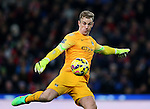 Joe Hart of Manchester City - Barclays Premier League - Stoke City vs Manchester City - Britannia Stadium - Stoke on Trent - England - 11th February 2015 - Picture Simon Bellis/Sportimage