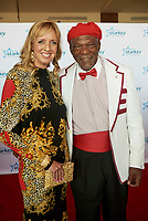 "ST. PAUL, MN JULY 16: Retired Minnesota Viking Carl Eller poses on the red carpet at the Starkey Hearing Foundation ""So The World May Hear Awards Gala"" on July 16, 2017 in St. Paul, Minnesota. Credit: Tony Nelson/Mediapunch"