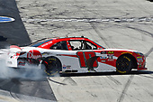 #18: Ryan Preece, Joe Gibbs Racing, Toyota Camry Rheem celebrates his win