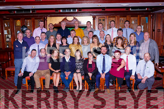 The class of '81 in Castleisland Vocational School held their class reunion in the River Island Hotel on Thursday 28th December