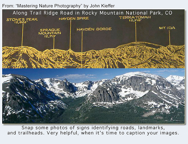 Driving Trail Ridge Road should be on everyone's &quot;bucket list.&quot;<br />