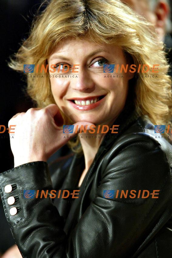 Roma 29/3/2004 MCS. <br /> L'attrice Margherita Buy, protagonista del film di Sergio Rubini, &quot;L'amore ritorna&quot;. <br /> Foto Andrea Staccioli Insidefoto