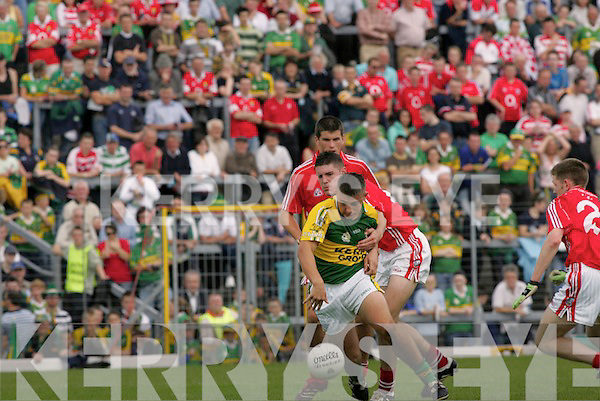 Kerry v  Cork in the ESB Munster Minor Championship Final 2007