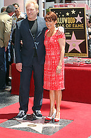 Patricia Heaton receives the 2,472nd Star on the Hollywood Walk of Fame in the Category of Television. Los Angeles, California on 22.05.2012..Credit: Martin Smith/face to face / Mediapunchinc  ***online use only no print***