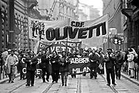 fabbrica computer Olivetti Crema, ivrea, Milano 1992