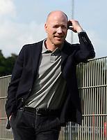 FUSSBALL     1. BUNDESLIGA     SAISON  2012/2013     30.07.2012 Fototermin beim  FC Bayern Muenchen  Sportvorstand Matthias Sammer