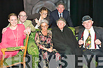 Drama: Some of the cast of Six of the Best which stages at the Tintean Theatre. Isobel Purcell and Eddie Horgan, with (seated) Mary Allen, Patsy Costello and Noel Finucane. Standing back l-r Jackie Goodall and Robert Stack.