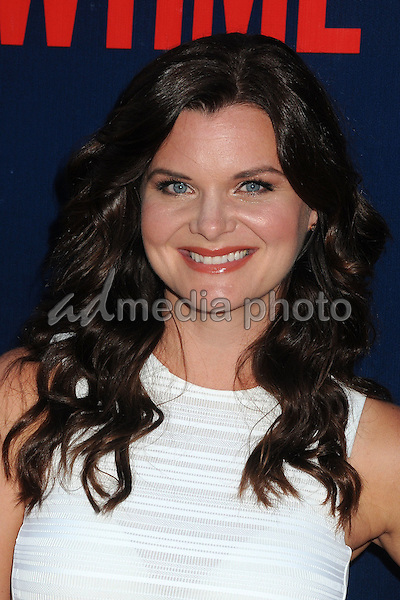 10 August 2015 - West Hollywood, California - Heather Tom. CBS, CW, Showtime 2015 Summer TCA Party held at The Pacific Design Center. Photo Credit: Byron Purvis/AdMedia