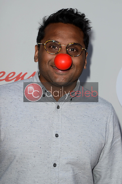Ravi Patel<br /> at the Red Nose Day 2016 Special, Universal Studios, Universal City, CA 05-26-16<br /> David Edwards/DailyCeleb.Com 818-249-4998