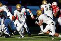 26 November 2010: Nebraska Cornhuskers v Colorado Buffaloes at Memorial Stadium in Lincoln, Nebraska. Nebraska defeated Colorado 45 to 17.