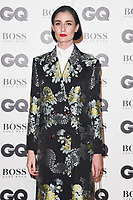 LONDON, UK. September 05, 2018: Erin O'Connor at the GQ Men of the Year Awards 2018 at the Tate Modern, London