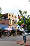 Downtown Centralia, Washington State