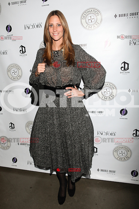 NEW YORK, NY - SEPTEMBER 7: Stephanie Winston Wolkoff  attends Destination IMAN Website Launch Party at the Dream Hotel in  New York City, NY. September 7, 2012. &copy; Diego Corredor/MediaPunch Inc. /NortePhoto.com<br />